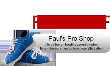 Bowling Rozenhof bvba - Bowlingzaal